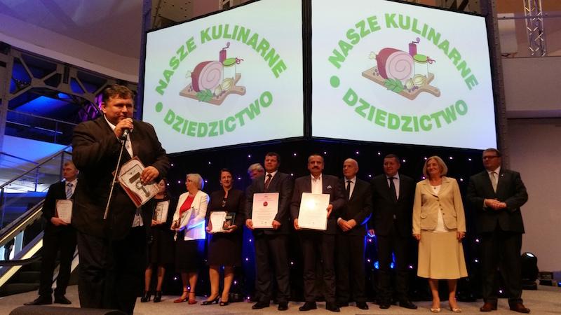 Dziedzictwo Kulinarne Wielkopolski 2012