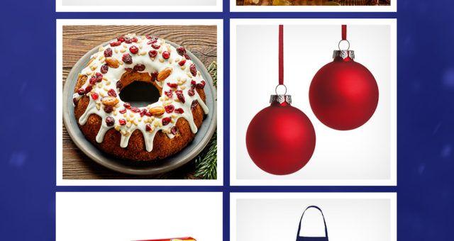 Konkurs świąteczny na Facebooku